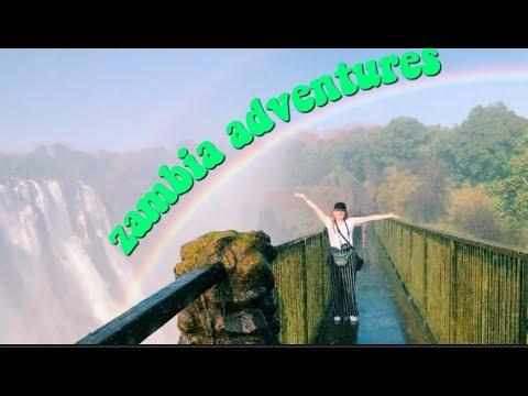 TRAVEL VLOG: Zambia Adventures ♡
