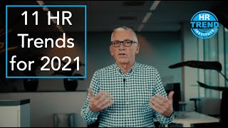 11 HR Trends to take into account for 2021