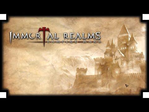 Immortal Realms: Vampire Wars - (Turn-Based Vampire Empire Strategy Game)