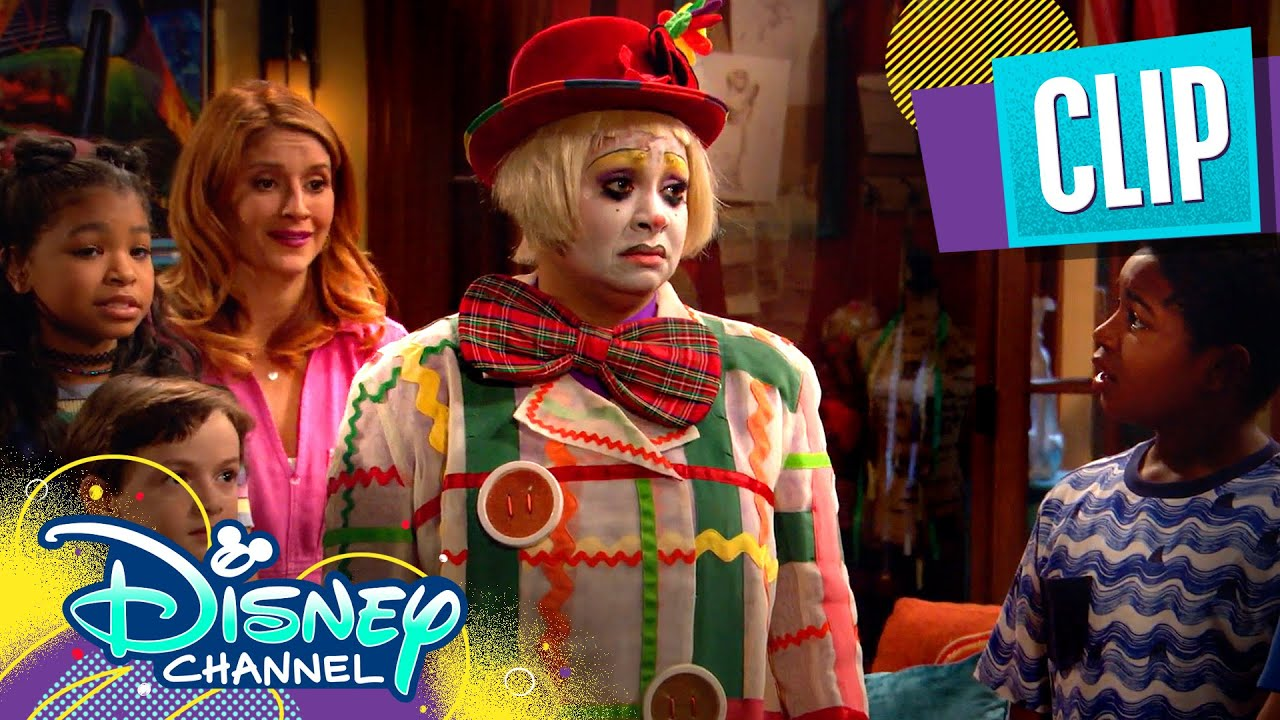 Download Raven Learns a Lesson 🤡 | Use Your Voice | Raven's Home | Disney Channel
