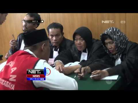 Polisi Pemilik Sabu Sabu Belasan Kilogram Dituntut Hukuman Mati - NET5
