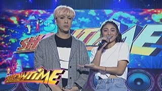 It's Showtime Miss Q & A: Nadine's quote of the day