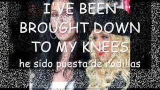 Cher - you haven't seen the last of me (ENGLISH & spanish)