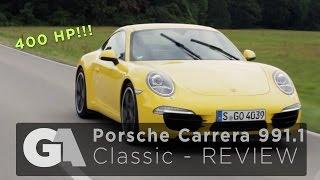homepage tile video photo for Porsche Carrera S 991.1 vs GT3 REVIEW - PART I - Groschi Automotive...