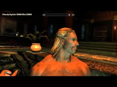 Let's Play Skyrim with Mods: Bathing Beauties Luxury Suite