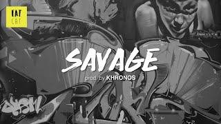 (free) Mobb Deep x 90s old school boom bap type beat | 'Savage' prod. by KHRONOS