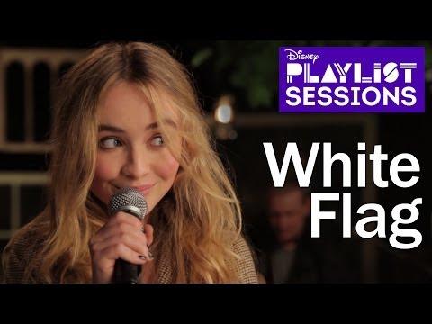 Sabrina Carpenter | White Flag | Disney Playlist Sessions
