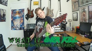 Baixar What if Overkill used 8 string guitars? - Horrorscope cover