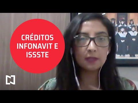 Mejores condiciones para créditos del Infonavit y del ISSSTE, ¿son útiles? - Punto y Contrapunto