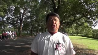 東京都杉並区 中学生軟式野球チーム 杉並ベースボールクラブ 山本監督 thumbnail