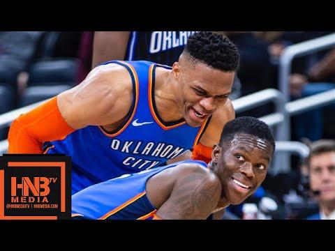 OKC Thunder vs Orlando Magic Full Game Highlights | 01/29/2019 NBA Season