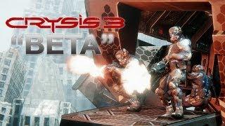 Crysis 3 - Téléchargez la Beta Multijoueurs