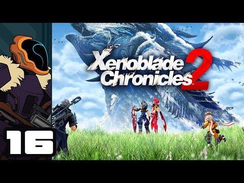 Let's Play Xenoblade Chronicles 2 - Nintendo Switch Gameplay Part 16 - Tora Tora!