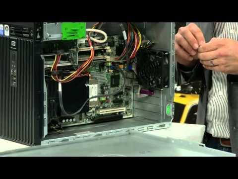 HP DC5800 CMT, 2x220 GHz, 1GB RAM, 160GB HDD, Win7