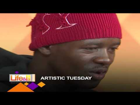 Life and Style: Artistic Tuesday - Spoken Art with Cypher and Kevo