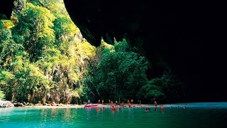 Morakot Cave In Trang / Travel Summer Of Thailand