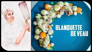✿ LET`S COOK ✿ Бланкет де Во (Белое рагу из Телятины) / Blanquette de Veau ♥