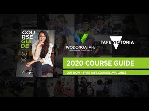 Our 2020 Course Guide has launched! Here's why it's so early