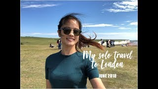 [TraveLOG2] Solo Travel to London🇬🇧(Monuments, Landscapes, Galleries, Harry Potter) | 런던 여행✈️
