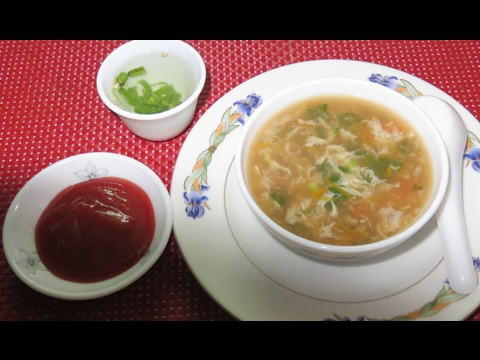 How To Make Hot Sweet And Sour Chicken Soup