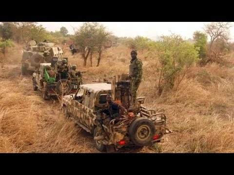Troops uncover suspected Boko Haram training camp in Borno state