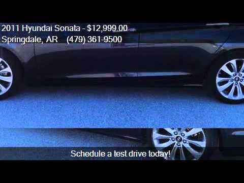 2011 Hyundai Sonata Limited 2.0T for sale in Springdale, AR