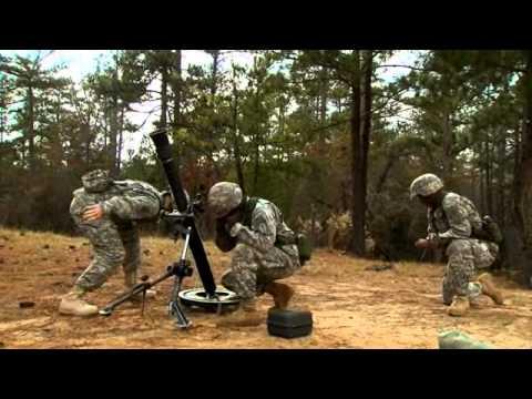 Army infantry 11x