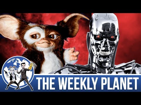 Horror Icon Showdown - The Weekly Planet Podcast
