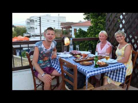 Is Vilniaus i Kipra,Larnaca 2014.07.07