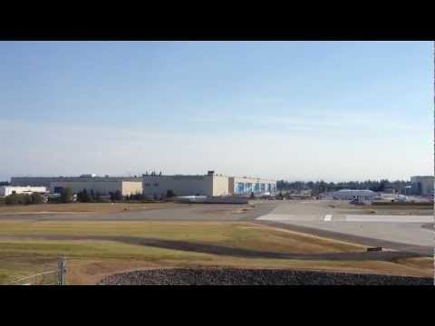 BOEING PLANT EVERETT, WASHINGTON (KPAE)