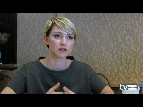The Following Season 2: Valorie Curry Interview - YouTube