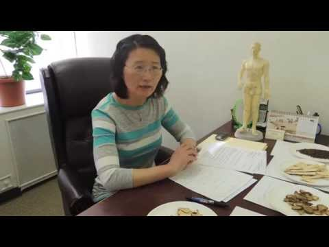 Traditional Chinese Medicine Doctor Dr. Feng Liang