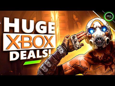90% OFF XBOX GAMES | Borderlands 3, WWE 2K Battlegrounds, Star Wars + MORE | Deals of the Week