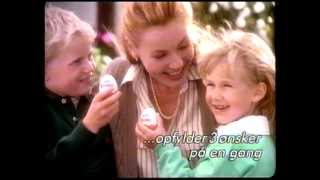 TV2 reklame-blok fra 1994#2