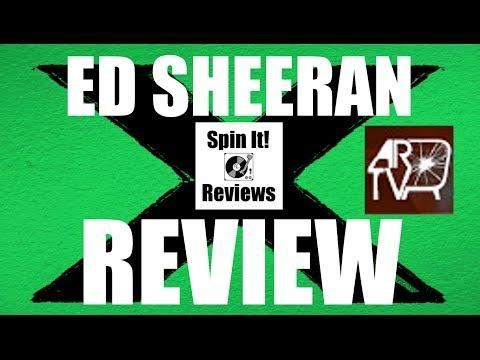 Ed Sheeran - X (ALBUM REVIEW) W/ Album Review TV
