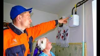 Россиян начнут штрафовать за отказ ставить счетчики на газ