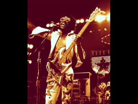 BOOTSY`S RUBBER BAND - THE PINOCCHIO THEORY live 1978