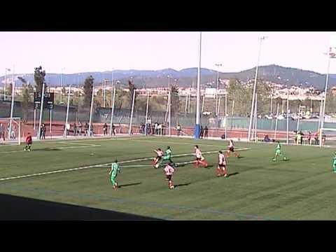 UD Cornella F - UD Viladecans E 4 - 0 (20-04-2013)