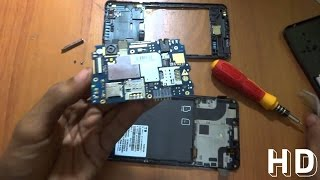 Disassembly of YU YUREKA smartphone