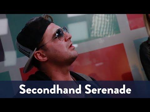 """Secondhand Serenade - """"Lost"""" (LIVE)"""