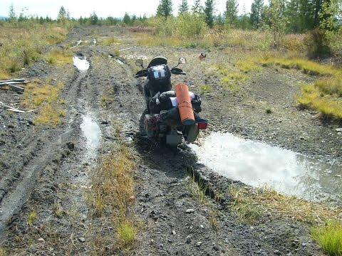 Dan Popescu - solo adventure motorcyclist
