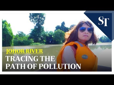 Tracing the path of pollution | The Straits Times
