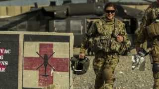Air Force Nurse Major Sandra Nestor