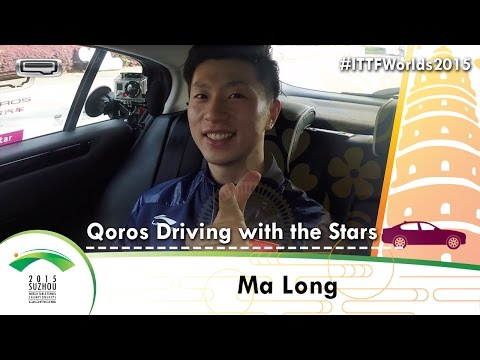 Qoros Driving With The Stars - Ma Long