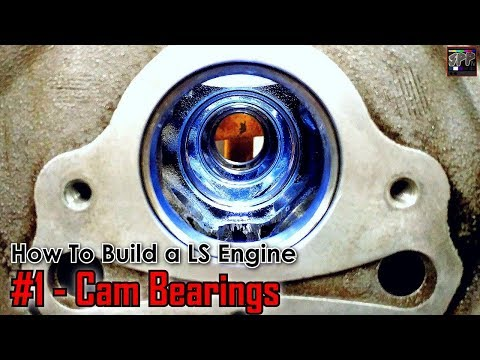 "Camshaft Bearing Install ""Making Mistakes So You Don't Have To"" 