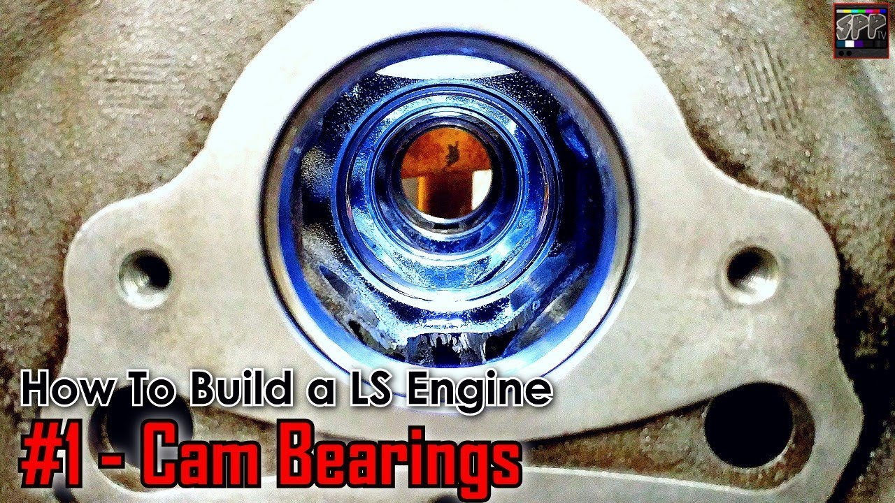 For Chevy LS Engine Cam Bearing Tool Removing and Installing Cam Bearings
