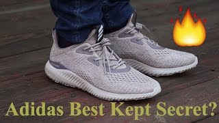 ADIDAS BEST KEPT SECRET? - ALPHABOUNCE EM