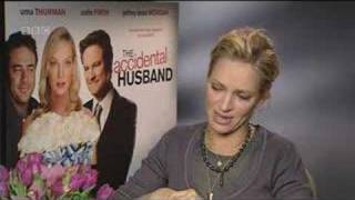 BBC Movies talks chick flicks with Uma Thurman