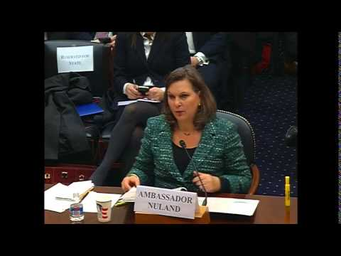 Nuland: 'America's investment in Ukraine'. 04 March 2015
