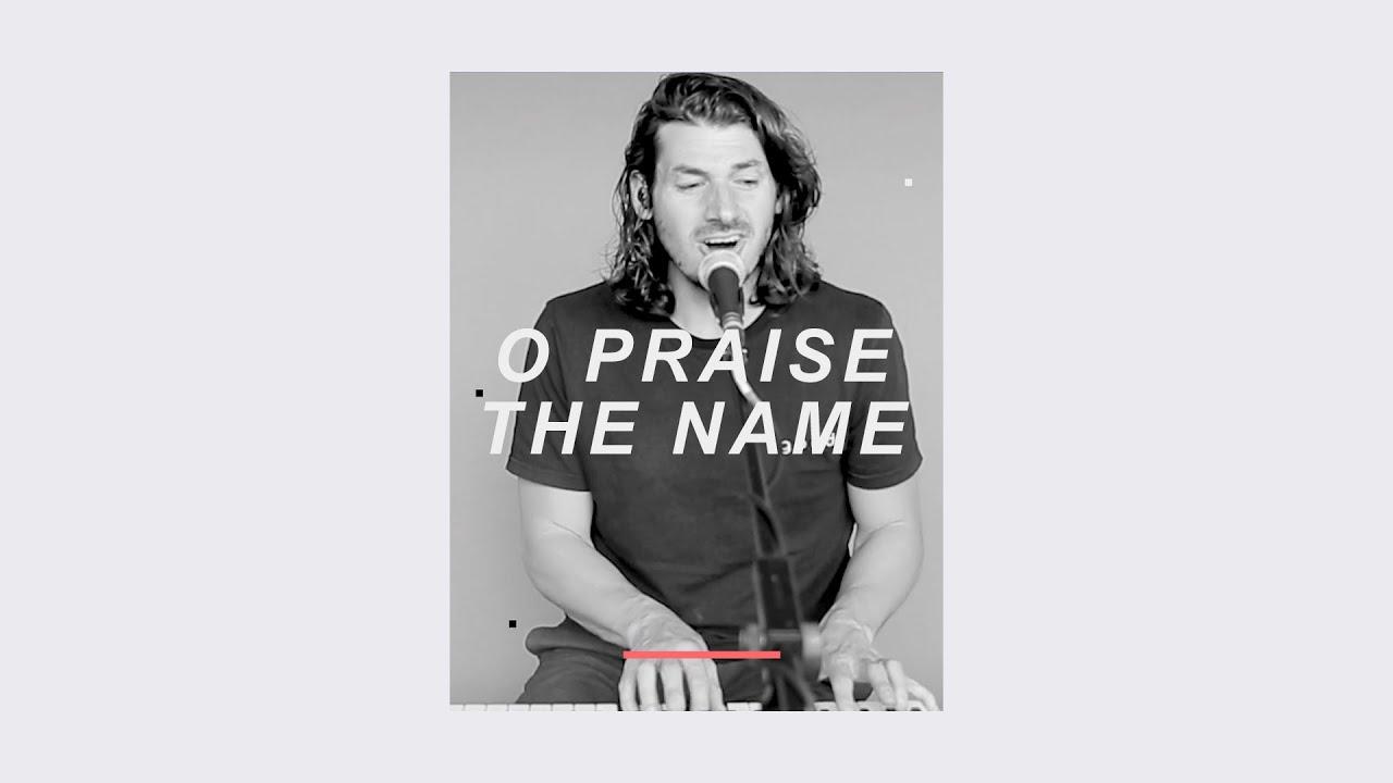 O Praise The Name (Live) - Simon Brading Cover Image
